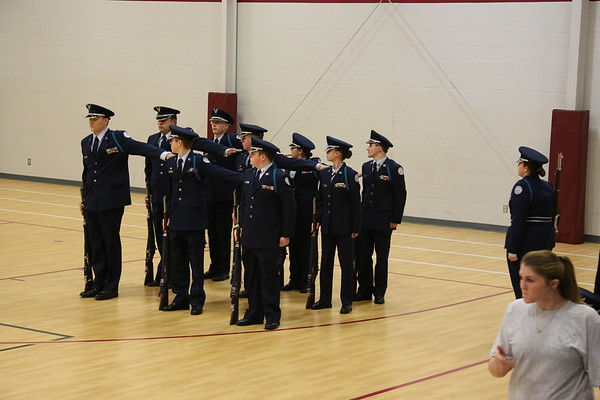 Nevada Drill Meet 1/21/17