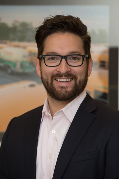 Derek Whaley, Business Development Manager