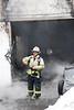 Roxbury Co.# 2 fire chief Bob Baker. Photo By: Adam Alberti