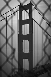 Golden Gate Tower Fence