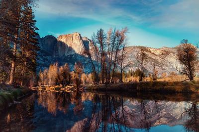 Yosemite Valley Pond
