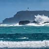 High Surf at Anini