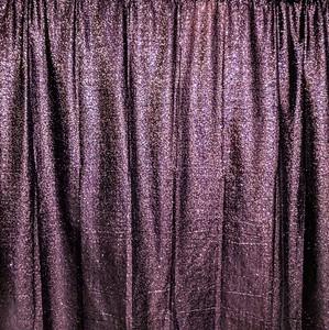 Purple Plum Glitz