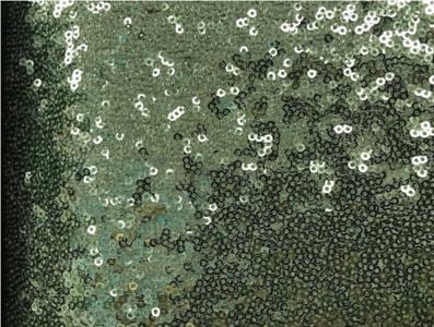 Mint Green Glitz