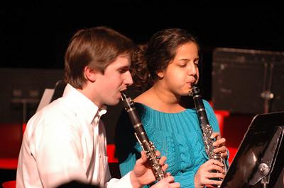 12-03-05 - Clarinet Choir