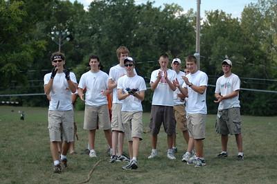 08-27-05 - Freshman Olympics