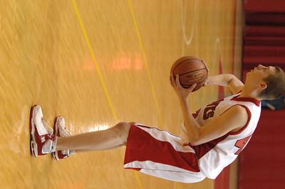 02-03-07 - Men's Basketball vs. Clarkson