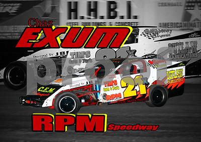RPM SPEEDWAY  5-08-09