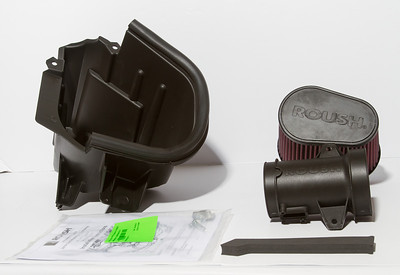 5.0L Ford Mustang GT Cold Air Intake - 420131 (does not fit ROUSHcharged vehicles)