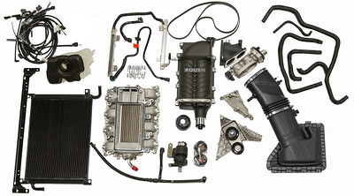 421388 - Phase 1 5.0L Mustang Complete S/C Kit