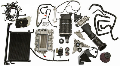 421390 - Phase 2 5.0L Mustang Complete S/C Kit