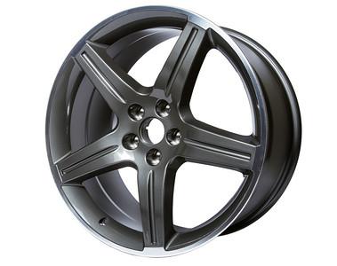 "20"" Graphite Mustang Wheel (P/N 421611)"