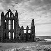Whitby Abbey @ Goth weekend