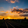 13. Sunset rails