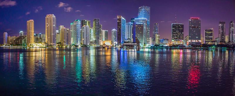 5. Miami Harbour at Dawn