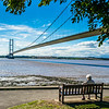 10. Contemplation at Humber Bridge