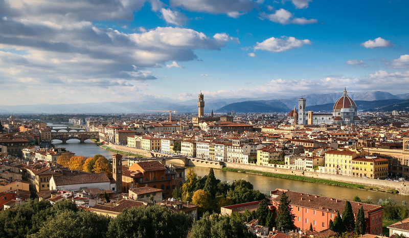 1. Florence Italy