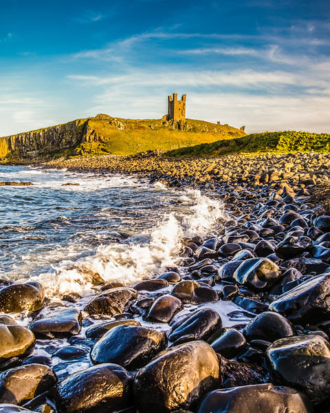 6. Dunstanburgh Castle, Northumberland