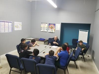 Weekly Meetings