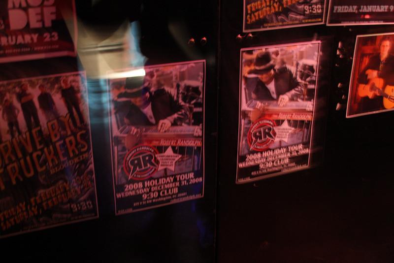 IMG_6702 Robert Randolph and the Family Band at 9:30 Club - Washington, DC 1/1/2009