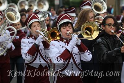 2015-10-02 RRFB vs VF 023 Parade Band