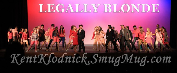 2017 RRHS Musical - Legally Blonde
