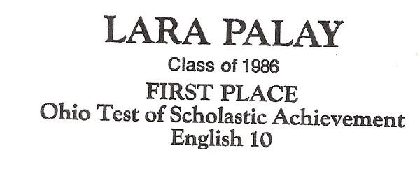 Palay, Lara - info