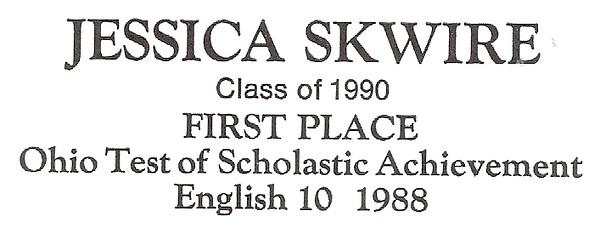 Skwire, Jessica - info