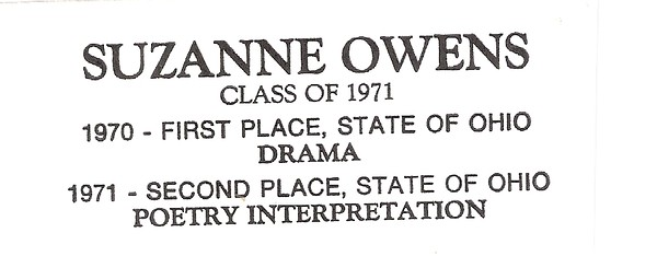 Owens, Suzanne - info