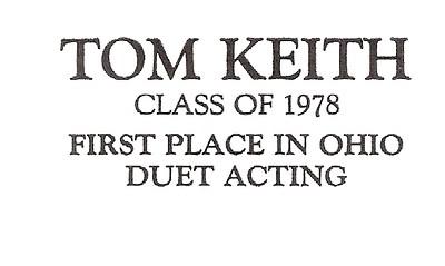 Keith, Tom - info