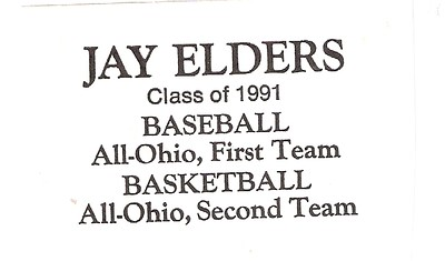 Elders, Jay - info