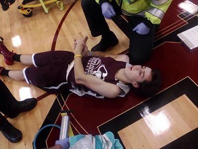 2013-12-01 Sutton Elbow Injury