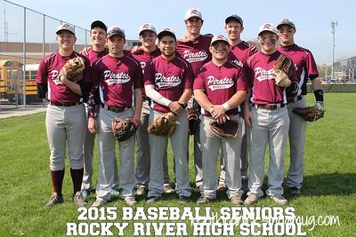 RRHS Baseball 2015