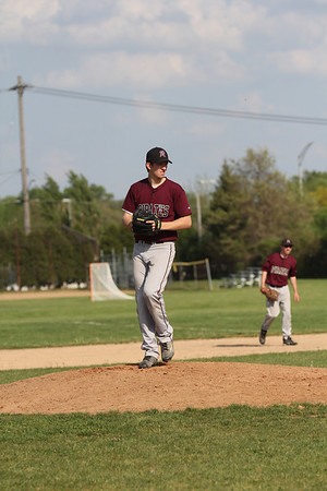 RRHS Baseball V-2012