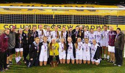 Soccer Girls - 2013 State Champs - pic 01