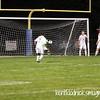 2014-09-24 RRBS vs N Ridgeville 141 Duncan header no goal