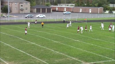 2013-09-25a RRBS vs Elyria Catholic - 1st Goal - River - Mod