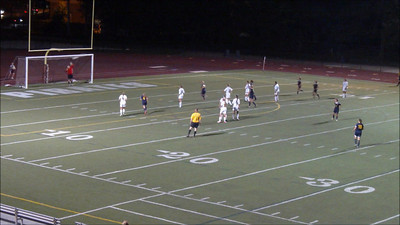 2012-09-17v RRGS vs Beaumont - 1st goal by Beaumont