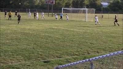 2012-08-29v RRGS vs Vermilion - 2nd goal by Abby Elinsky