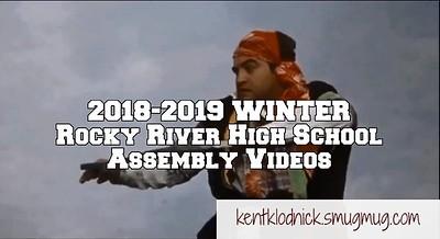RRHS-Sports-Assembly-Videos