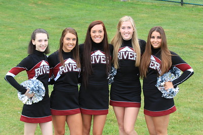 2015 RRHS Cheerleaders