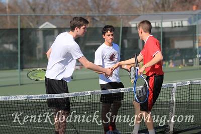 2018-05-01 RRHS Boy Tennis v Elyria