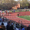 100m Hurdles - Anna Brandt from Above