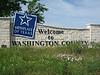 Home to Washington on the Brazos