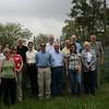 Sneed, Carl, Betty, Shari, Tammy, William, Anne, Gerard, John S, John G, Stephan, Lubka, Mike, Reva & Ron in the Bluebonnet Patch