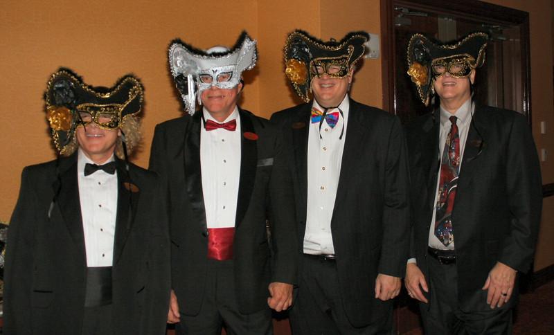 Four Amigos?