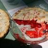 Evie brought Cherry Pie