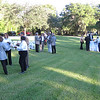 Reception was held Friday evening at The Arch on Avery Island.  This was an outdoor event in the beautifully maintained Jungle Gardens area.  The weather cooled on Friday and remained exceptionally pleasant the entire weekend