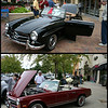 A couple of nice 60s era MB Coupes