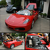 New version Ferrari - zoom zoom